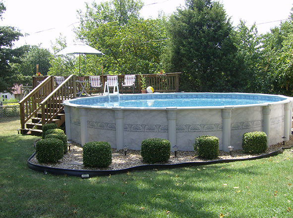above ground pool rehoboth, lewes, milton, milford, dover, delaware